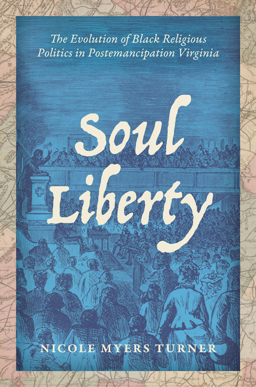 Soul Liberty book cover
