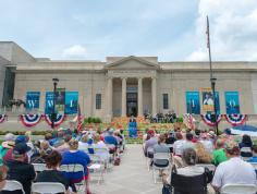 Memorial Day Ceremony at Virginia Museum of History & Culture