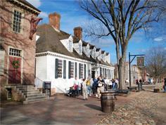 Colonial Williamsburg by Humberto Moreno