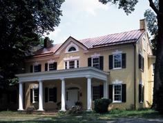 Photograph of The Marshall House (Dodona Manor)
