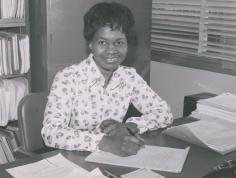 Photo of Gladys West. Image courtesy of Gladys and Ira West.