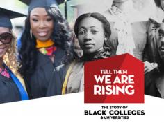Created Equal Film Series in honor of Grady W. Powell: Tell Them We Are Rising: The Story of Black Colleges and Universities