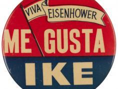 Me Gusta Ike button