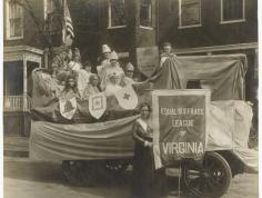 Equal Suffrage Parade