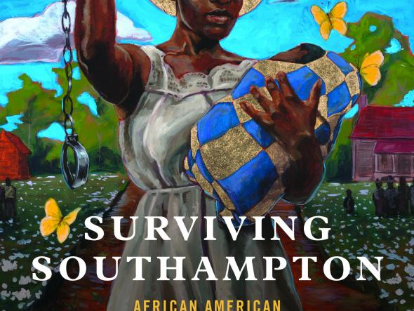 Surviving Southampton book cover