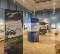 Forty Years of the Virginia Environmental Endowment display