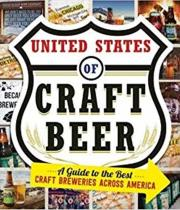 The United States Of Craft Beer book cover