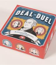 Deal or Duel: An Alexander Hamilton Card Game