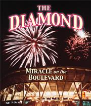 The Diamond-Miracle on the Boulevard