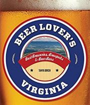 Beer Lover's Virginia book cover