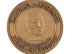 Oliver Hill medal