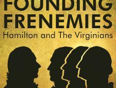 Founding Frenemies exhibition logo