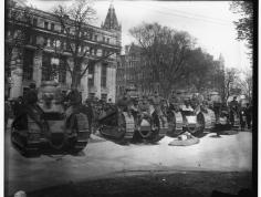 Victory Loan Tanks at the Virginia State Capitol, 1919 (VHS 2001.230.1914)