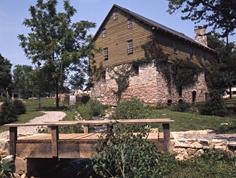 Burwell Morgan Mill