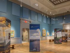 Virginia Environmental Endowment Tower Exhibit