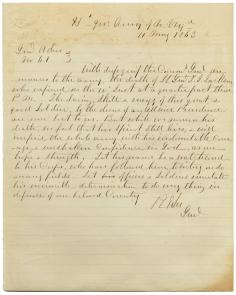 General Orders No. 61, May 11, 1863