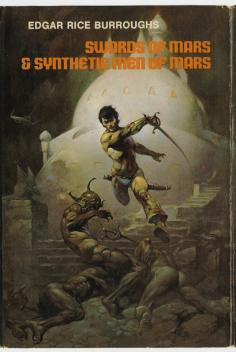 Swords of Mars and Synthetic Men of Mars (1966)