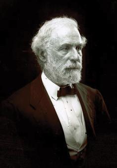 Last photograph of Robert E. Lee
