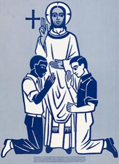 Episcopal Society for Cultural and Racial Unity poster