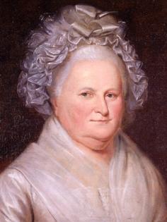 Martha (Dandridge) Custis Washington