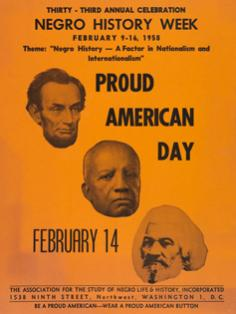 Proud American Day program
