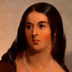 Pocahontas by Thomas Sully