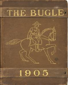 The Bugle yearbook
