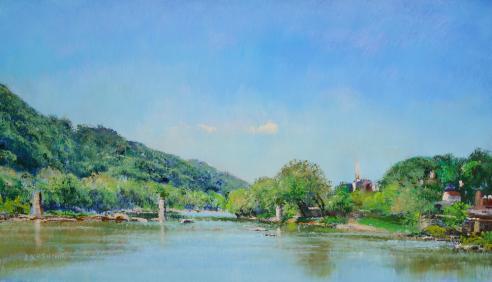Oh, Shenandoah: Landscapes of Diversity — Harpers Ferry