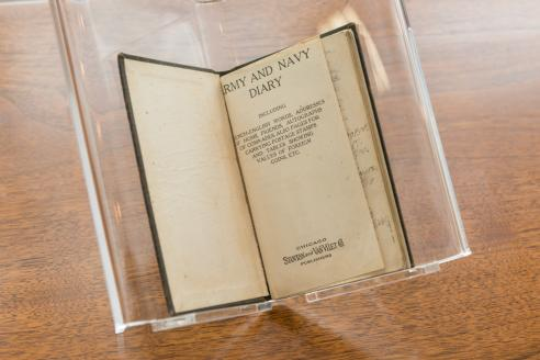 The WWI diary of Hugh E. Mosher