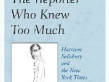 The Reporter Who Knew Too Much book cover