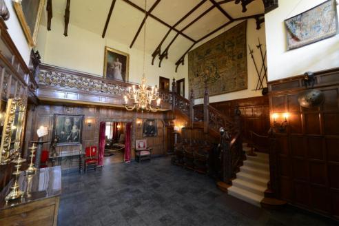 Virginia House Great Hall