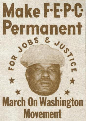 Commemorative stamp, 1963 March on Washington