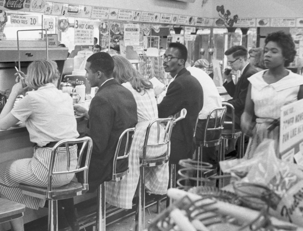 View fullscreenlunch counter sit in arlington 1960 apmore informationstudents