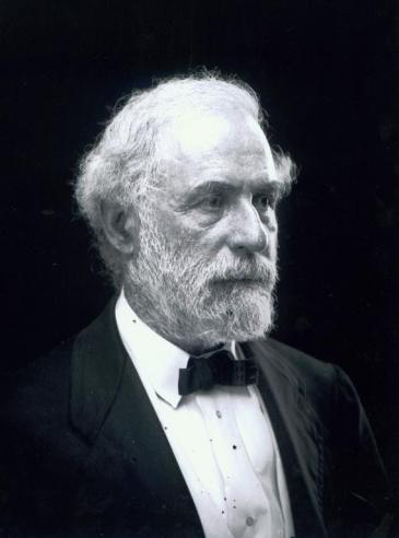 Robert E. Lee, by Michael Miley