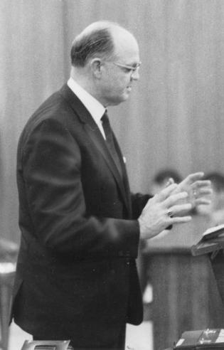 Reverend Henry Victor Langford