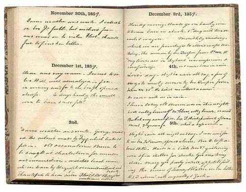 Gwathmey Diary