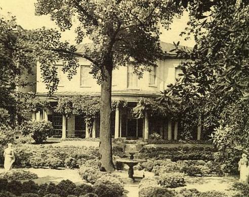 The John Wickham House in Richmond, Virginia