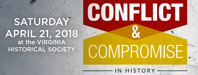2018 History Day Conflict and Compromise Logo