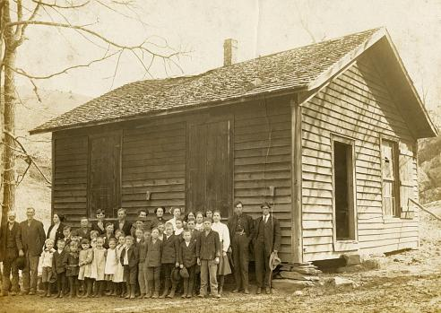 Possum Hollow Schoolhouse