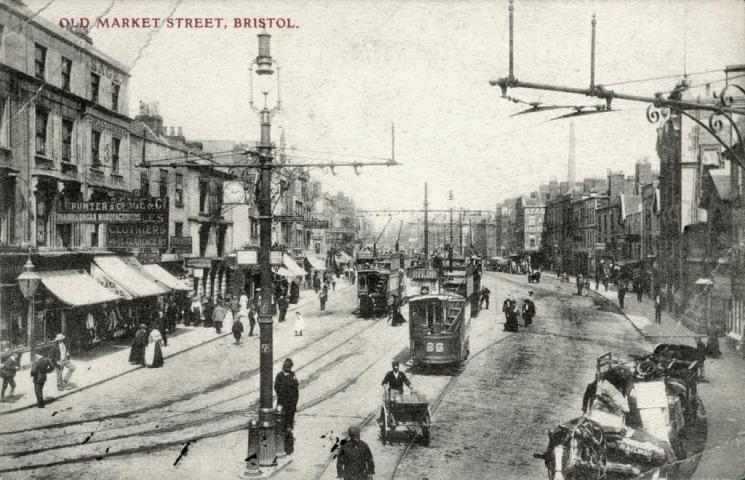 Old Market Street, Bristol