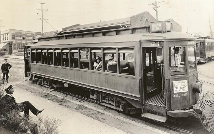 Streetcar, Richmond