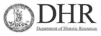 Virginia Department of Historic Resources logo