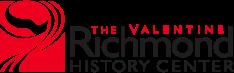 Valentine Richmond History Center logo