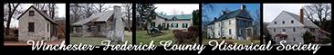 Winchester-Frederick County Historical Society logo