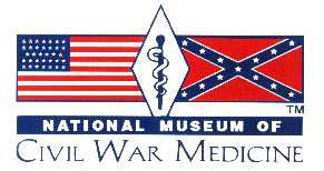 National Museum of Civil War Medicine logo