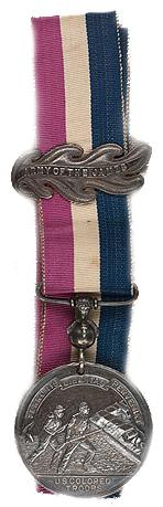 Butler Medal, 1864