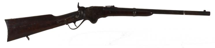 Spencer Repeating Rifle, c. 1860–65