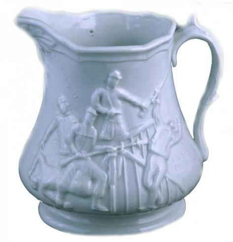 An Ellsworth pitcher