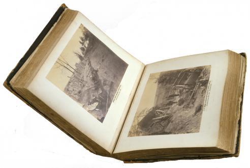Andrew J. Russell Album, c. 1865