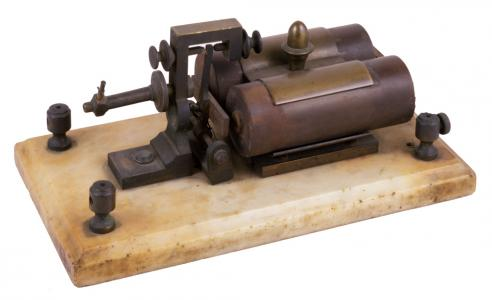 Telegraph transmitter